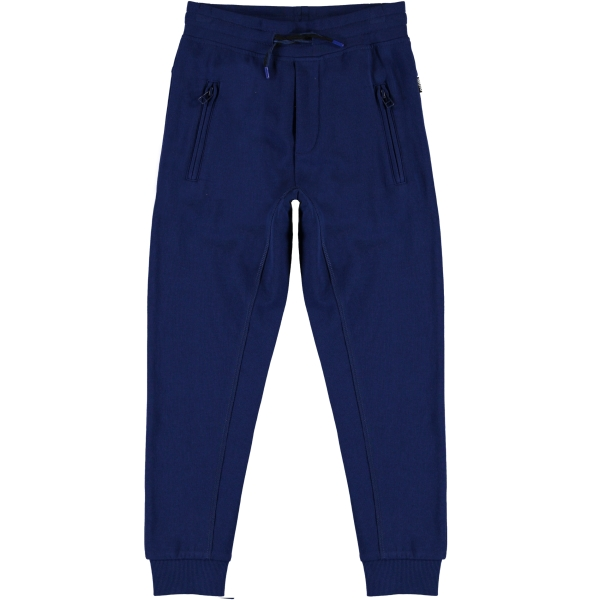 Molo Kids Ash Ink Blue  Sweatpants