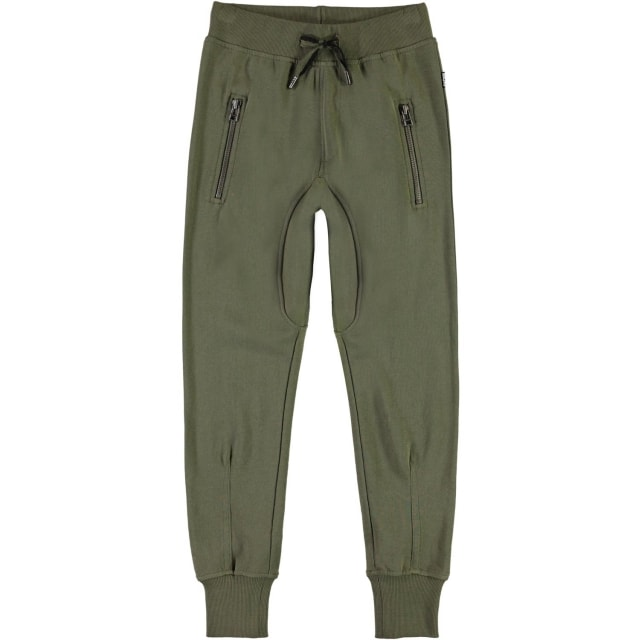 Molo Kids Ashton pants Vegetation