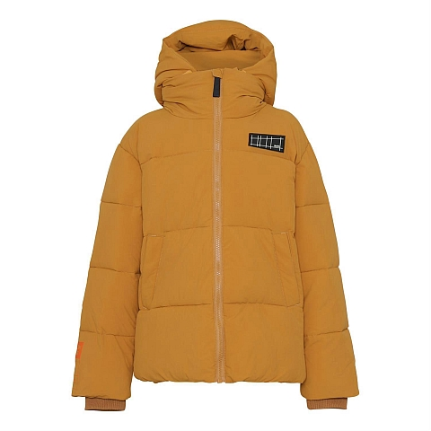 Molo Kids Winter jacket Halo Autumn Leaf
