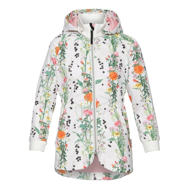 Molo Kids  Hillary  Vertical Spring soft shell Jacket