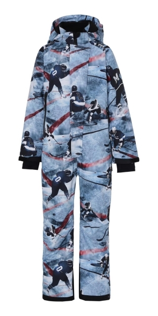 Molo Kids Hux Ice Hockey snow suit