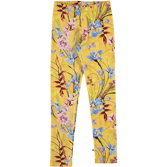 Molo Kids Niki The Art fo Flowers Leggings