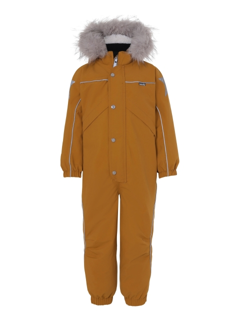 Molo Kids  Polaris Recycle Autumn Leaf  snowsuit