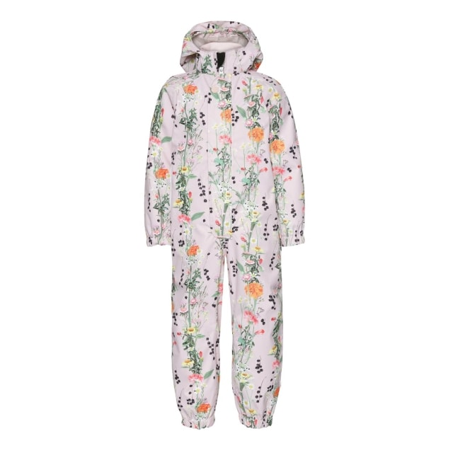 Molo Kids  Polly Vertical Flowers Overall