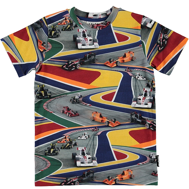 Molo Kids  Ralphie Full Speed t-shirt