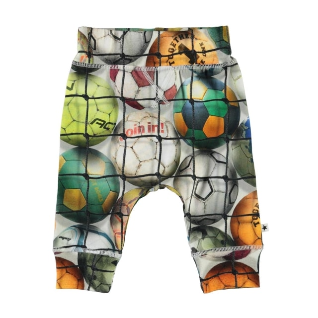 Molo Kids Sammy Footballs pants