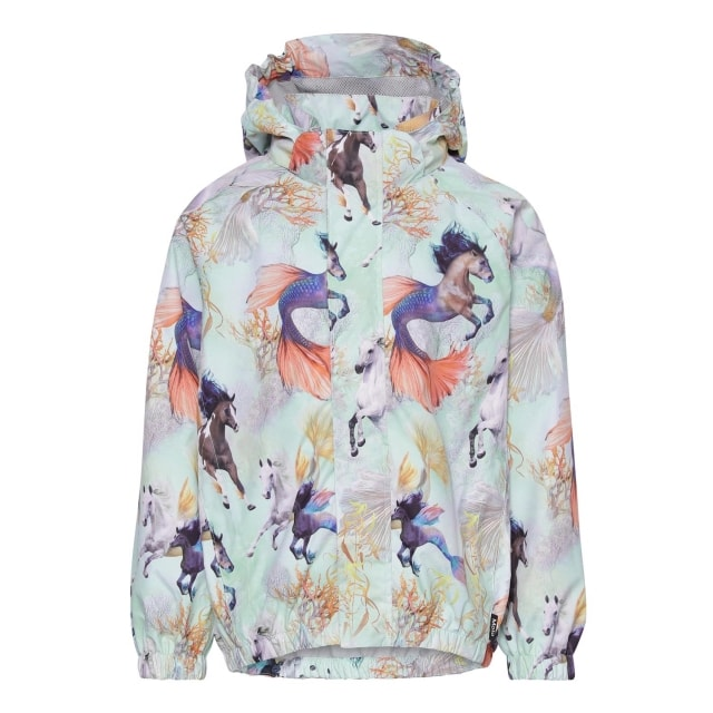 Molo Kids  Waiton Swiming Horses  coat