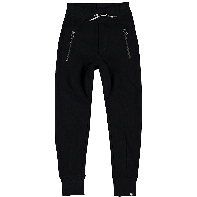 Molo Kids Ashton pants Black