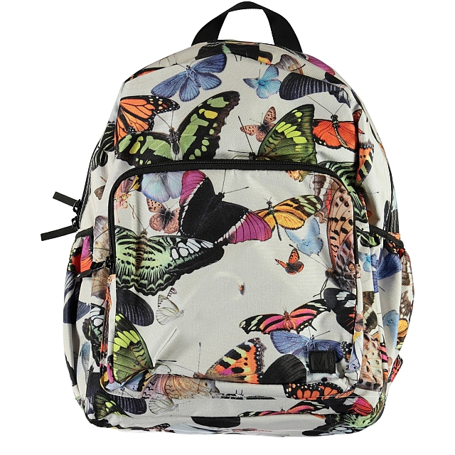 Molo Kids Big Backpack Papillon
