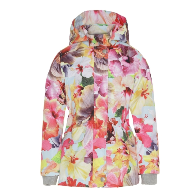 Molo Kids  Carole Hibiscus Dream Coat