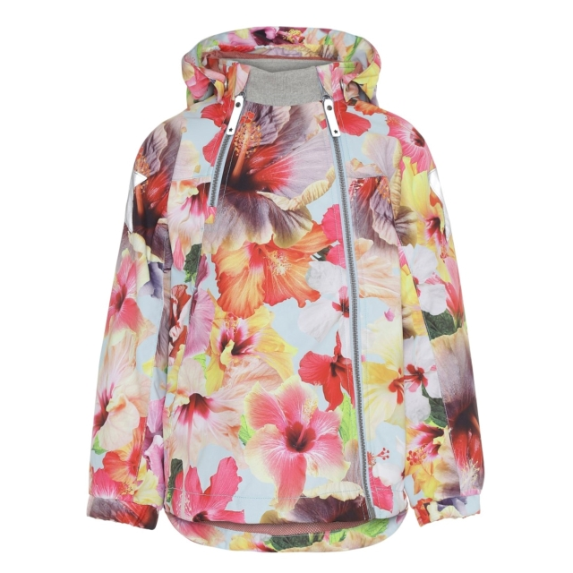 Molo Kids  Hopla Hibiscus Dream  Coat
