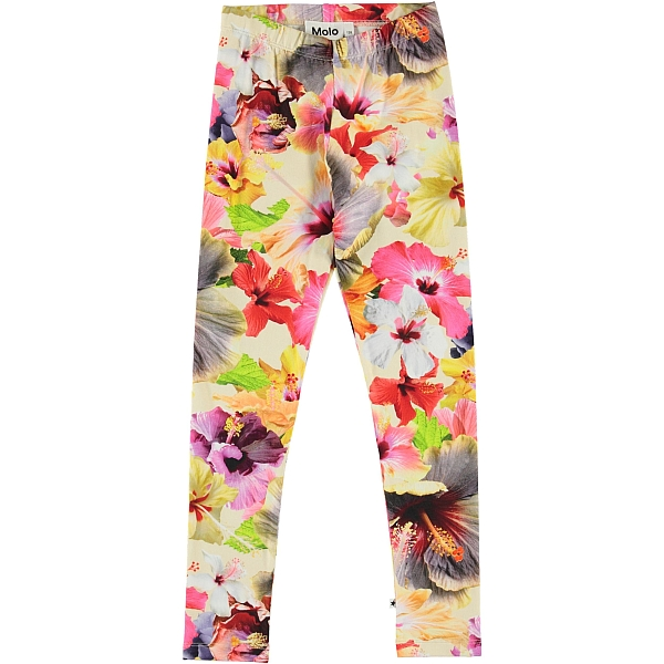 Molo Kids Niki Pacific Floral Leggings