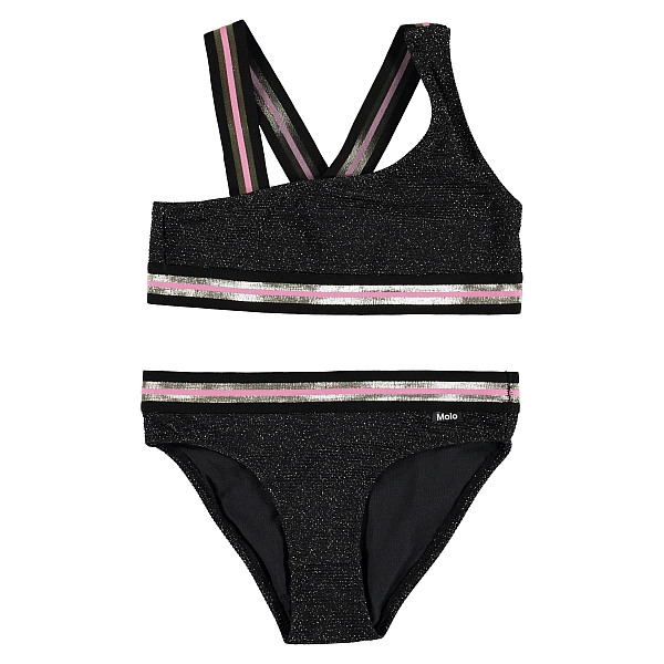 MMolo Kids Nicola Bikini Very Black UPF