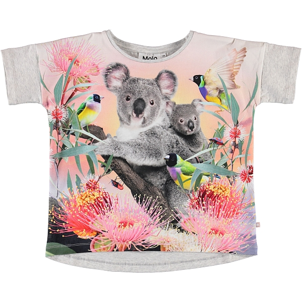 Molo Kids Raeesa Koala Love T-shirt