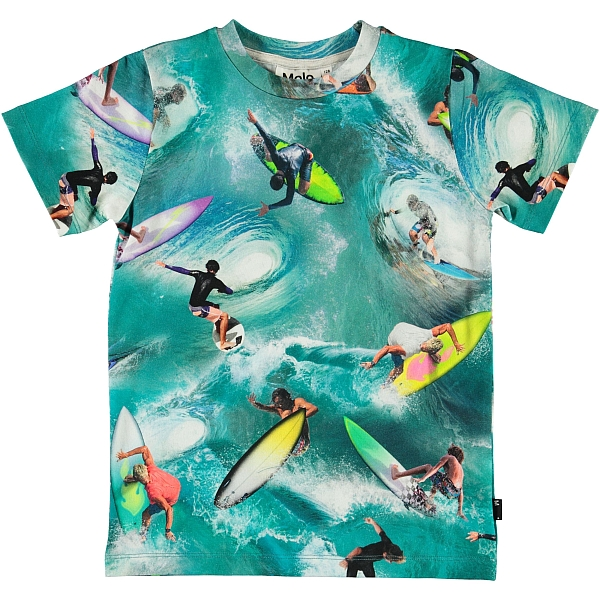Molo Kids Ralphie Surf shirt