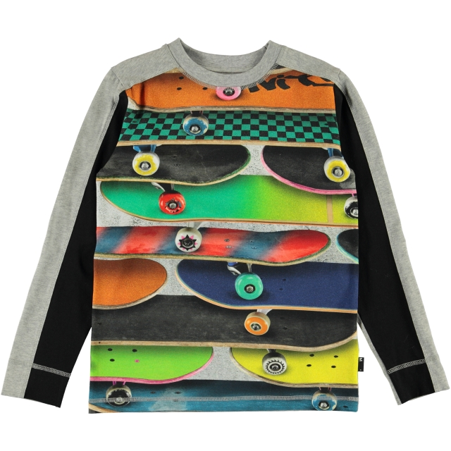 Molo Kids Raso Skateboards top