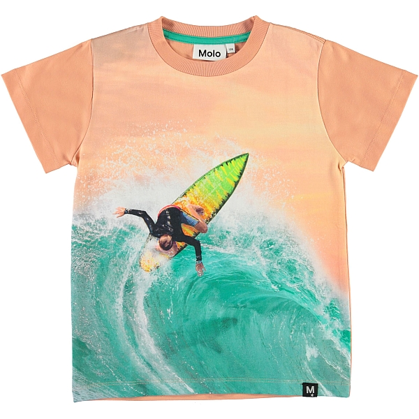 Molo Kids Raymont Surf Away T-shirt