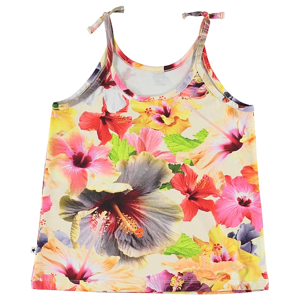 Molo Kids Reba Pacific floral Top