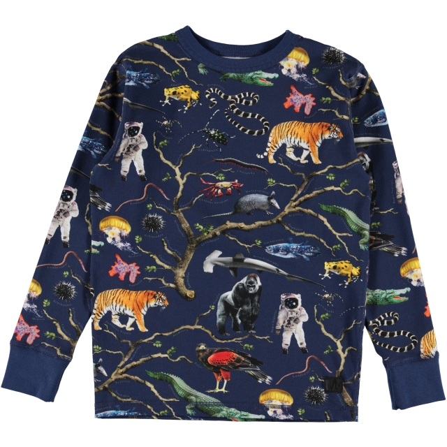 Molo Kids Rill Tree of Life top