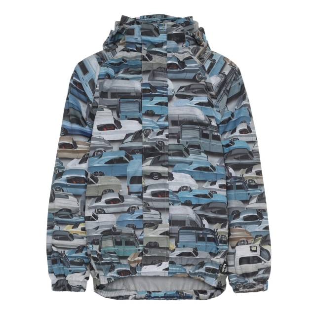 Molo Kids  Waiton Car jam  coat