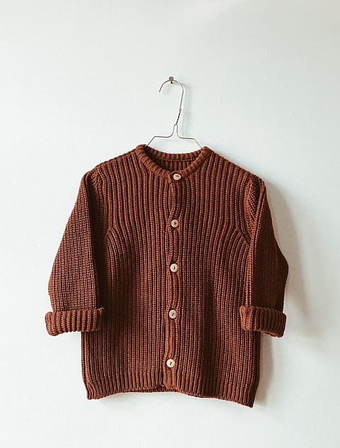 Monkind Dust Knit Cardigan