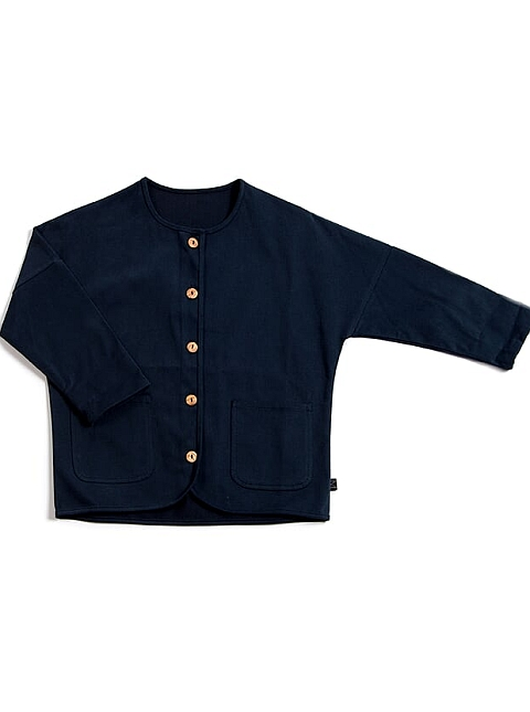Monkind Indigo Pocket jacket