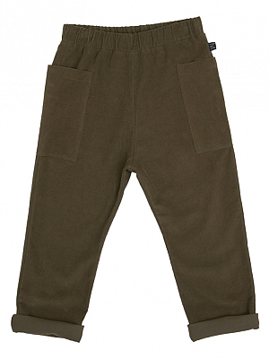 Monkind Olive Side Pocket pants