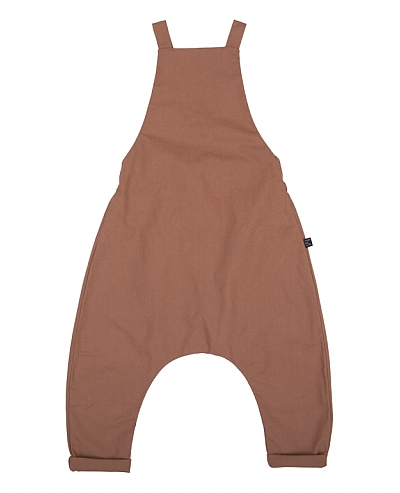 Monkind Soil Dungarees