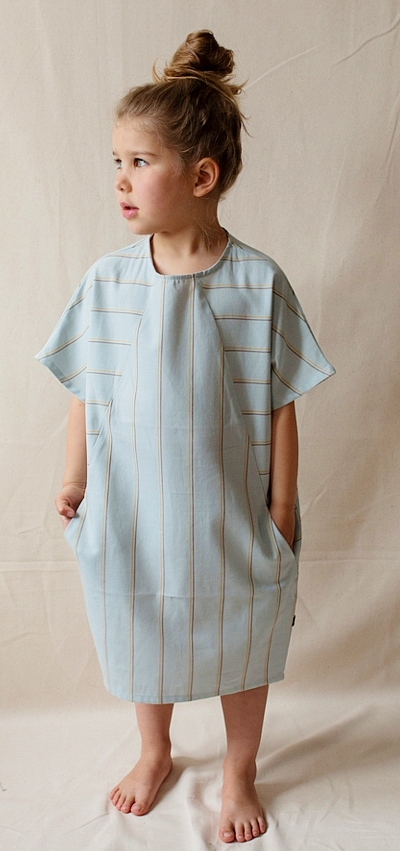Monkind Wave A-line  Dress