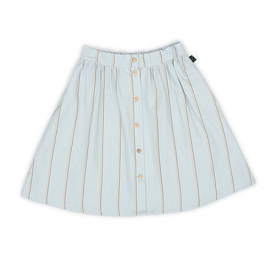 Monkind Wave Button Skirt