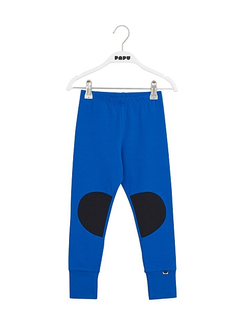 Papu Paikkaleggings Vivid blue, black