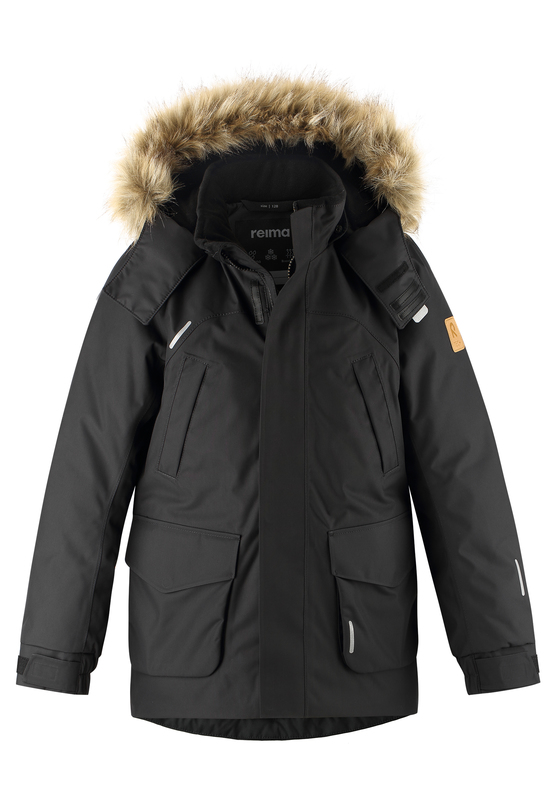Reimatec Serkku Winterjacket Black