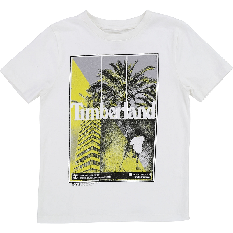 Timberland Palm t-shirt white