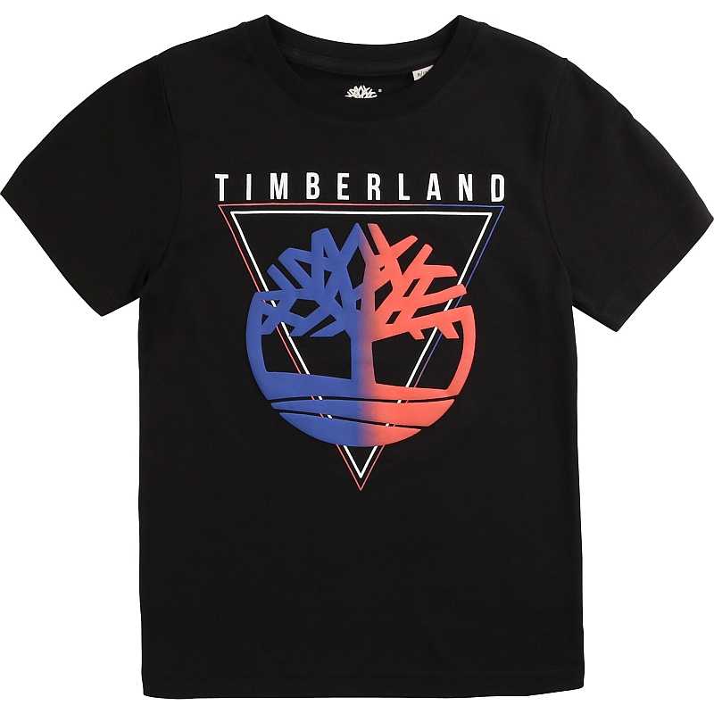 Timberland T-shirt  black