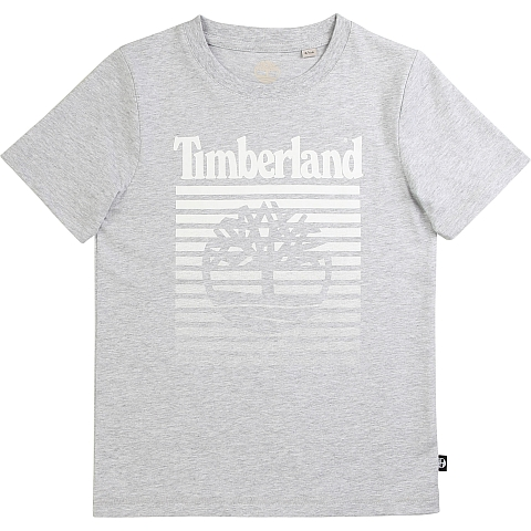 Timberland T-shirt chine grey