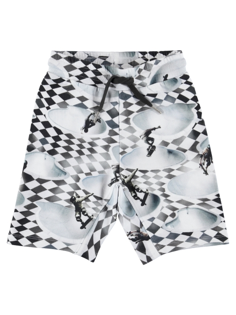 Vans & Molo Kids Aliases Skate Check College shortsit