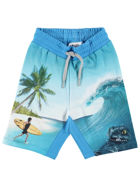 Vans & Molo Kids Aliases Surf Surprice shortsit