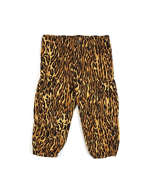 Wildkind Kids Brandon Military Pants Leopard