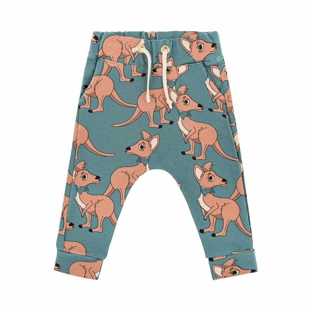 Dear Sophie Cangaroo Pants blue