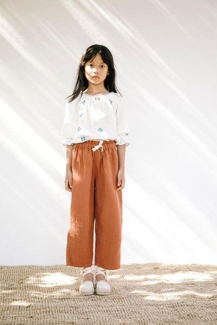 Liilu Claudia Pants Toffee