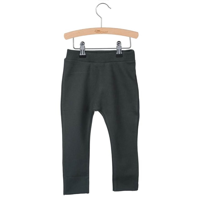 Little Hedonist Sweatpants Pirate Black