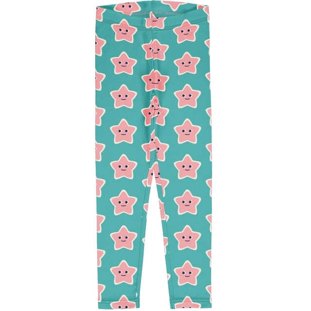 Maxomorra Starfish Leggings