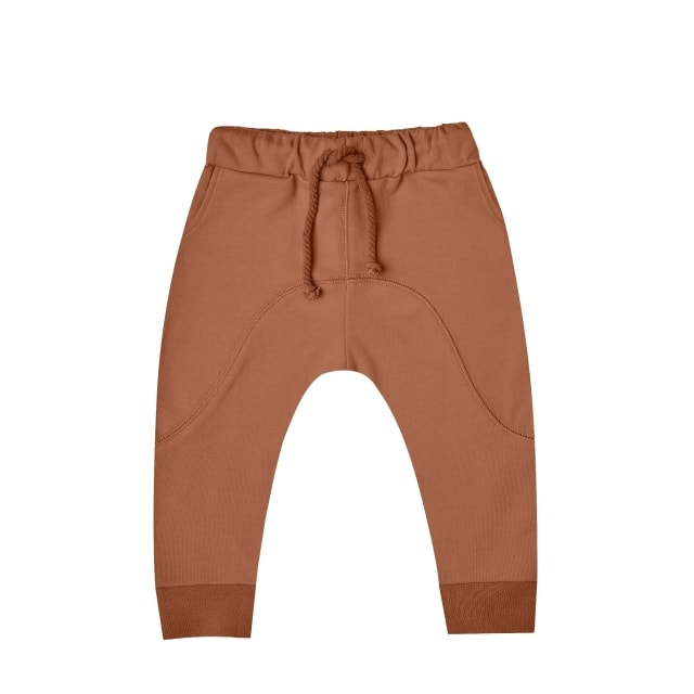Rylee + Cru James Pants amber