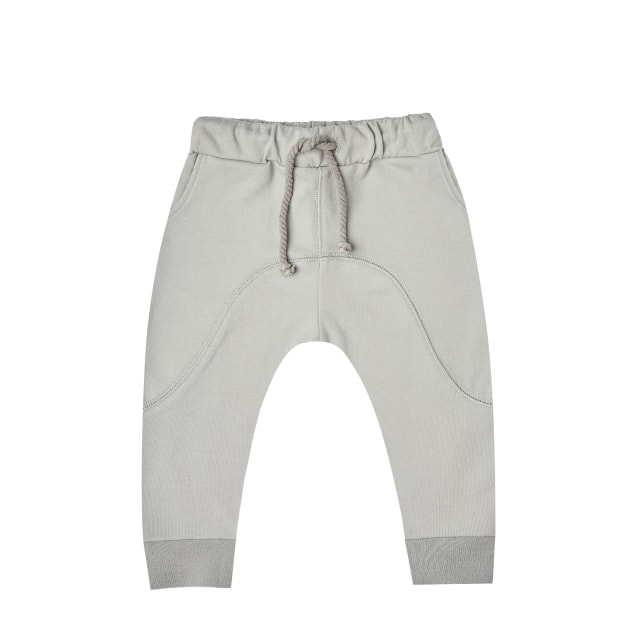 Rylee + Cru James Pants blue fog